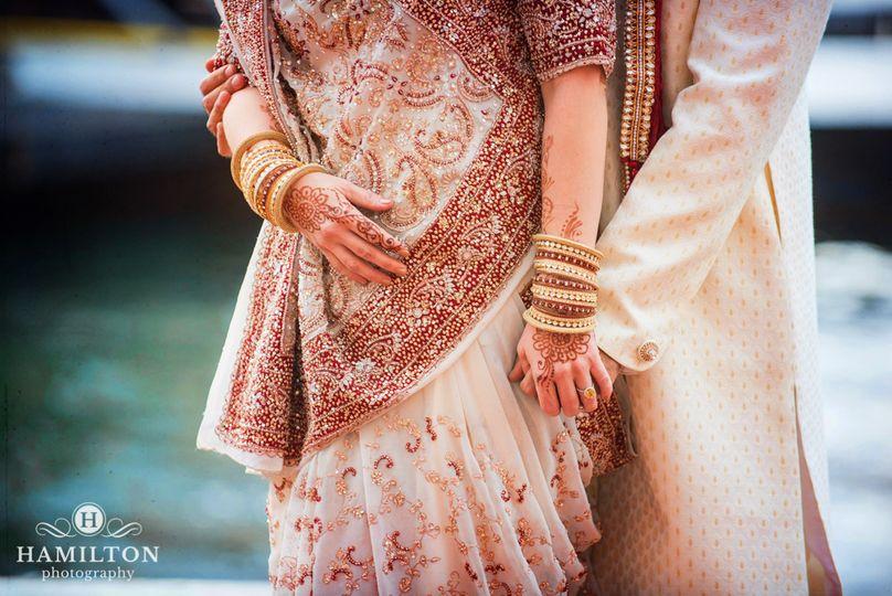 Baltimore/Indian wedding