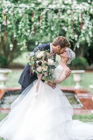 Woodlawn & Pope-Leighey house wedding