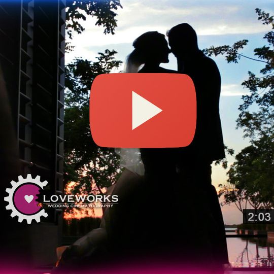 loveworks cancun wedding video