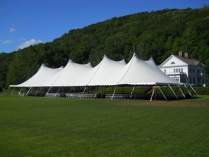 Tmx 1381426362859 50x120 Tent Danbury, New York wedding rental