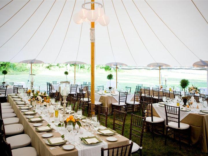Tmx 1394027219304 44roundsailcloth Danbury, New York wedding rental