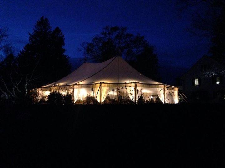 Tmx 1425393985720 Sailcloth Winvian Danbury, New York wedding rental