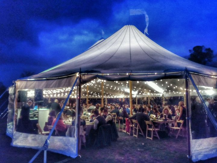 Tmx 1425394121668 Sailcloth Tent Candlelight Farms Danbury, New York wedding rental
