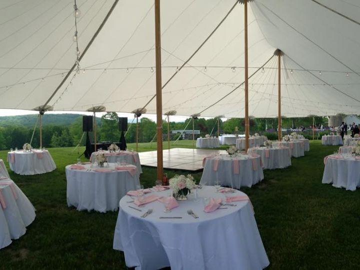 Tmx 1463059723362 Sailcloth Tents Candlelight Farms Inn Danbury, New York wedding rental