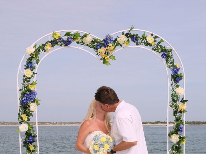 Tmx 1416937351629 Sweetheart Arch 4 New Smyrna Beach, FL wedding planner