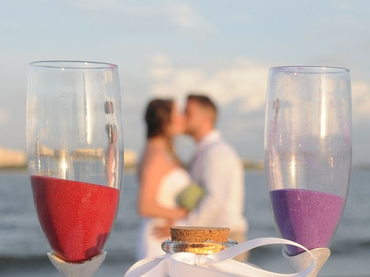 Tmx 1455463943670 Sand Ceremony 6 New Smyrna Beach, FL wedding planner