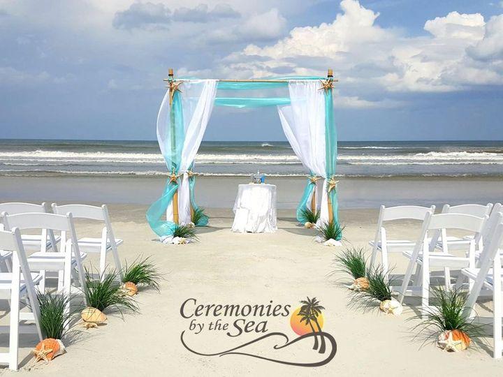 Tmx 1530130588 37f9beb2e7a0f7d1 1530130586 33b6105d42680af3 1530130564692 4 Bamboo Arbor Aqua  New Smyrna Beach, FL wedding planner
