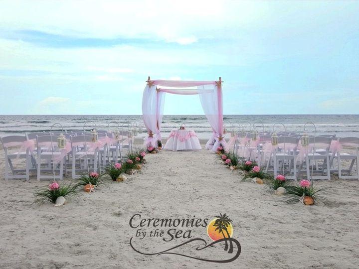 Tmx 1530130588 Fdd803a2daf370a9 1530130587 E2036dd9e2fa5e45 1530130564694 6 Bamboo Arbor Pink2 New Smyrna Beach, FL wedding planner