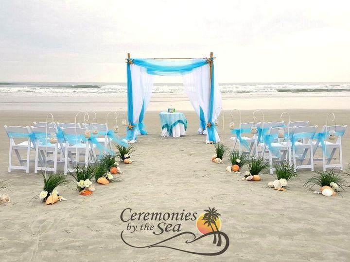 Tmx 1530130589 1d06ce8ce8794401 1530130588 B5e77bd4a16f55df 1530130564695 8 Bamboo Arbor Turqu New Smyrna Beach, FL wedding planner