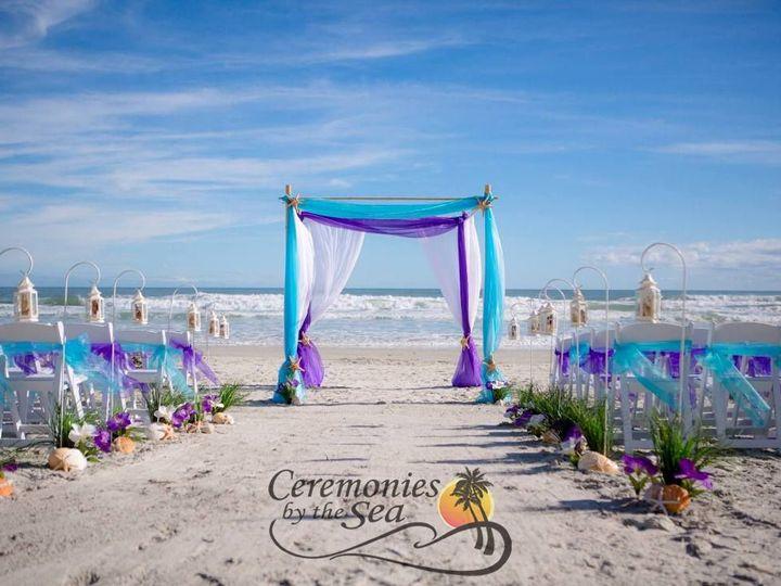 Tmx 1530130589 C2292187c5b604e6 1530130587 7ac70dd14cd21a00 1530130564695 7 Bamboo Arbor Purpl New Smyrna Beach, FL wedding planner