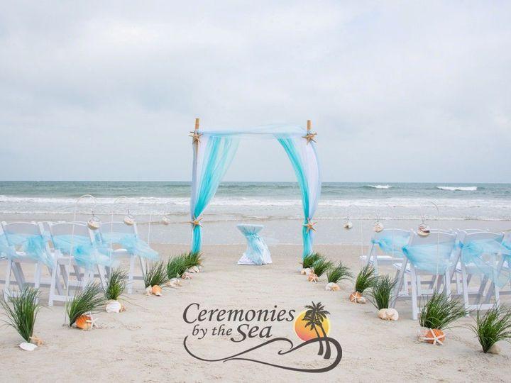 Tmx 1530130610 0f3c2f848127ef30 1530130608 E29d99dbe5ca390d 1530130595293 18 Bamboo Arch Aqua  New Smyrna Beach, FL wedding planner