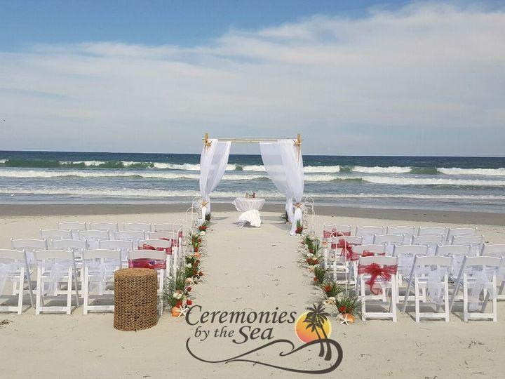 Tmx 1530130610 E5f2632455f5a871 1530130607 44dc14d9c9681f21 1530130564697 11 White Linens Burg New Smyrna Beach, FL wedding planner