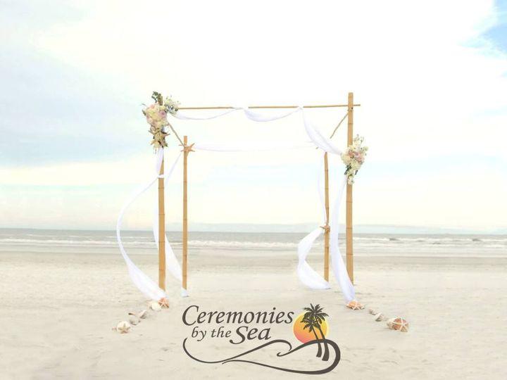 Tmx 1530130611 36e82883db7e26ed 1530130608 A11eea773d82ae7c 1530130564697 12 White Linens Drap New Smyrna Beach, FL wedding planner