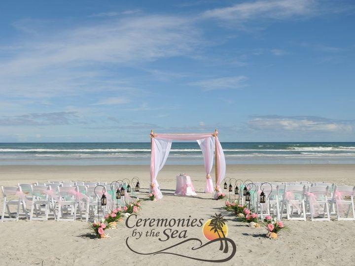 Tmx 1530130611 5931c87089ece8cf 1530130610 508fd655f99fcb1a 1530130564700 16 White Linens Pink New Smyrna Beach, FL wedding planner