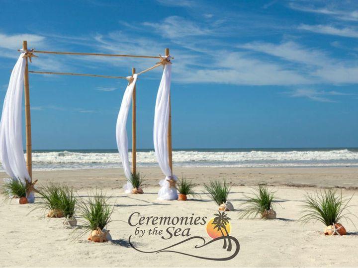 Tmx 1530130611 7c7330b8c16cbc59 1530130609 94d8724bf1cbc93e 1530130564699 14 White Linens Logo New Smyrna Beach, FL wedding planner