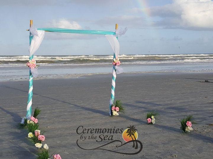 Tmx 1530130624 86fbfd439b2d720d 1530130623 4f7d2022310710f5 1530130595301 23 Bamboo Arch Aqua  New Smyrna Beach, FL wedding planner