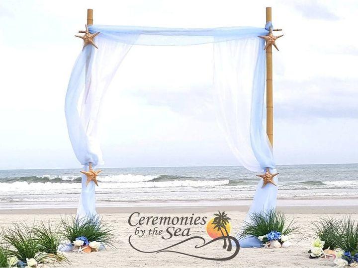 Tmx 1530130640 625fc206ab9caebf 1530130639 1026fb58294ef0ac 1530130595306 30 Bamboo Arch Light New Smyrna Beach, FL wedding planner