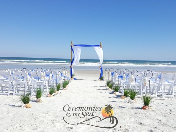 Tmx 1530130640 73674f6b79b7992c 1530130638 011d3cfb1319cee0 1530130595309 33 Bamboo Arch Royal New Smyrna Beach, FL wedding planner