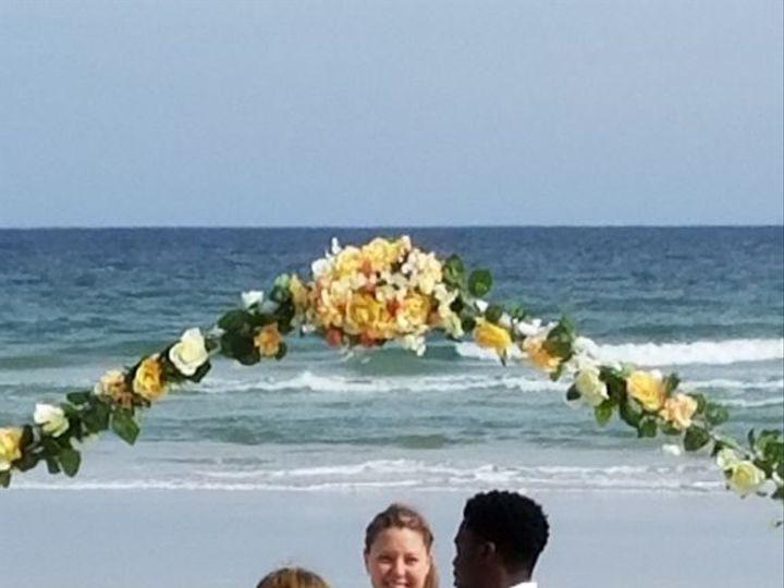 Tmx 1530132646 957aba9541fc50e3 1530132645 91a1e834eb4653e2 1530132645469 7 Shazz   Maricela   New Smyrna Beach, FL wedding planner