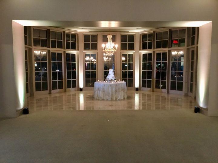 Tmx Uplighting With Cake Spotlight 51 995950 Lafayette, LA wedding eventproduction