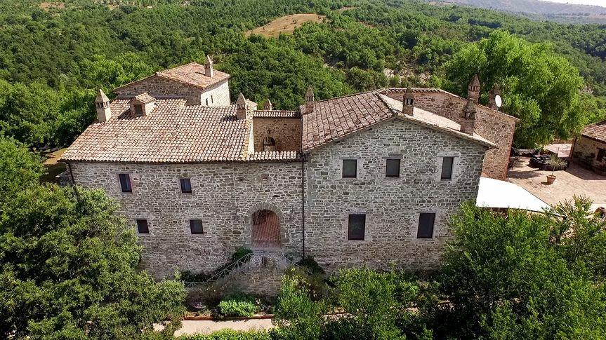 Relais l'Antico Convento View