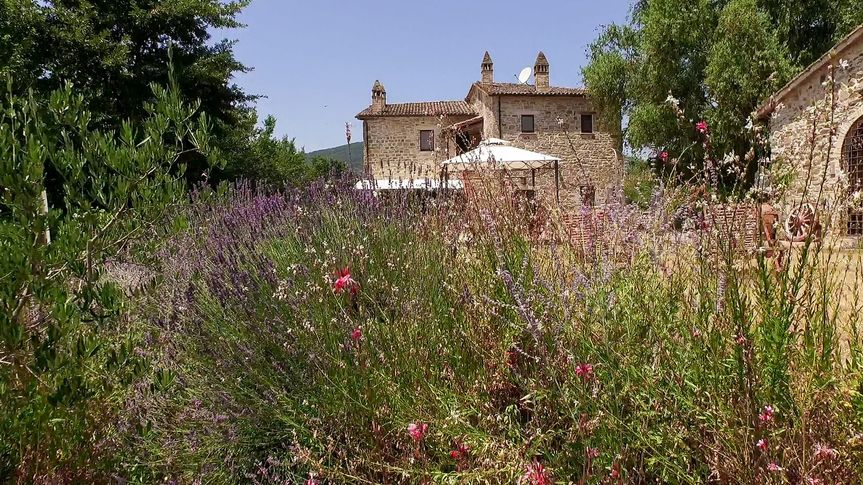 Relais in Umbria near Assisi