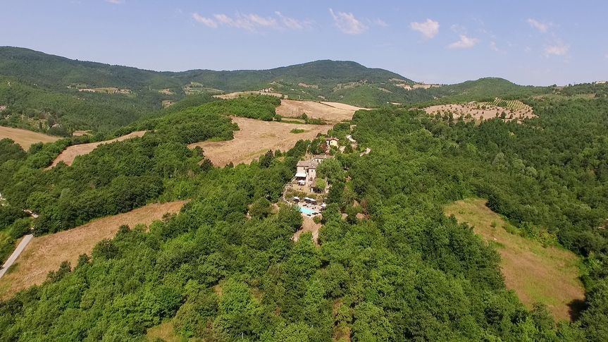 Country house  in Umbria, Tuscany border