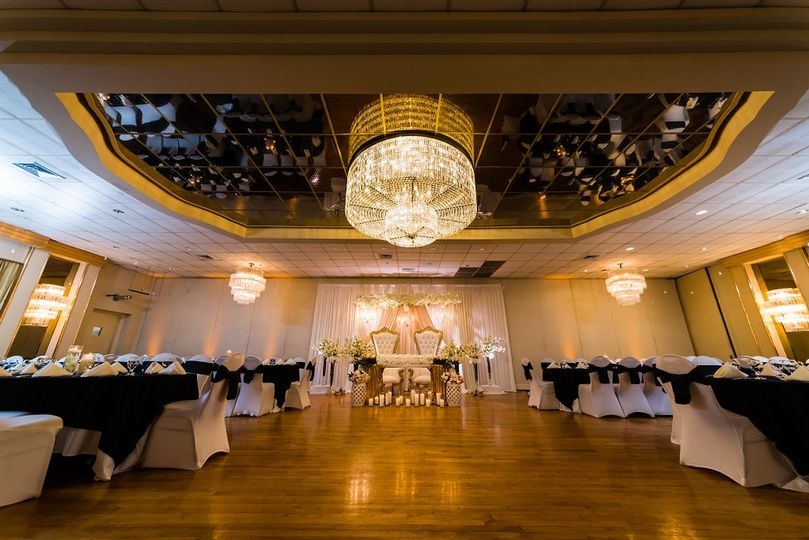 Royal palm Banquet Hall