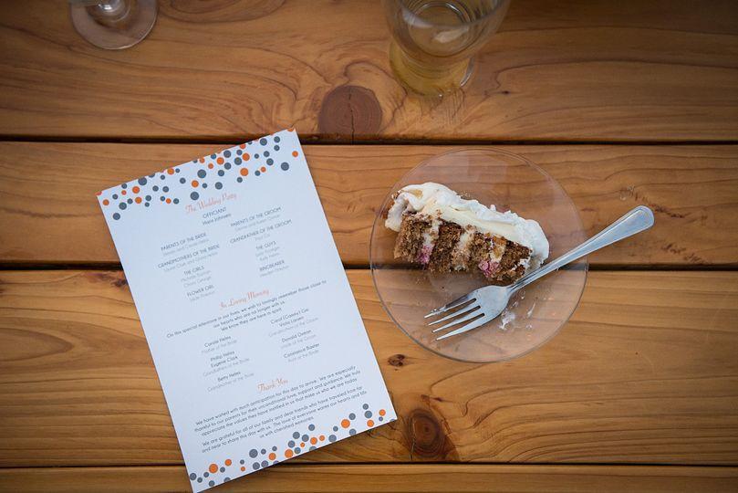 Cake and program
