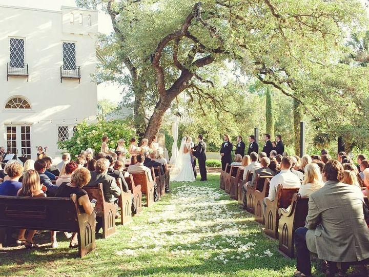 Tmx 1415654236731 4seasonsceremony2 Austin, TX wedding venue