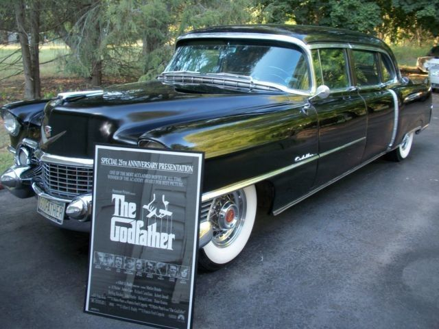 godfather 1954 fleetwood series 75 imperial b