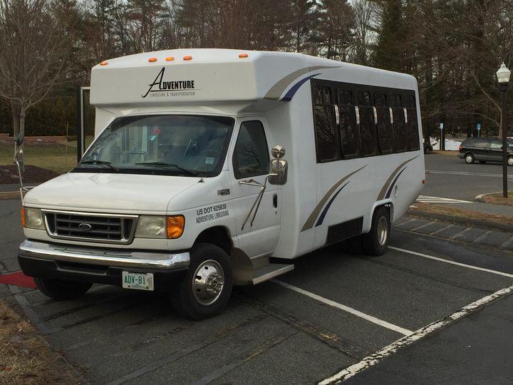 Tmx 1494542298474 Limo Bus Ca Keene wedding transportation