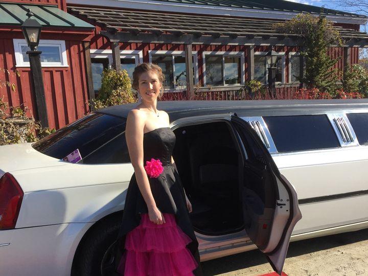 Tmx 1494542477382 Baby Bentley Chauffeur Prom C Keene wedding transportation