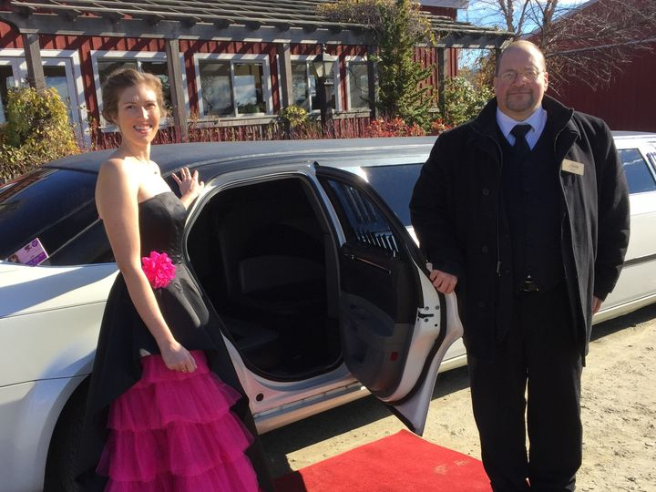 Tmx 1494542492341 Baby Bentley Chauffeur Prom B Keene wedding transportation