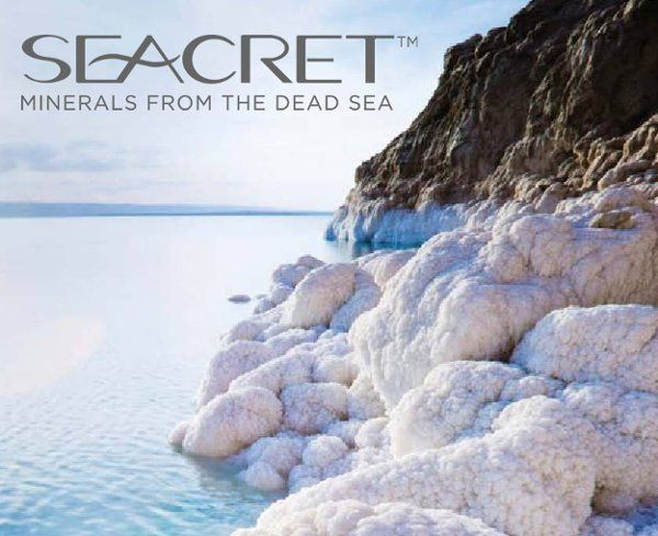 Seacret - Minerals from the Dead Sea