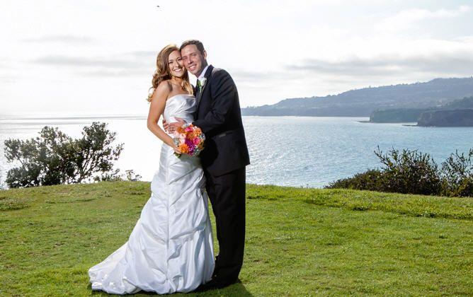 Over the Bluffs Wedding