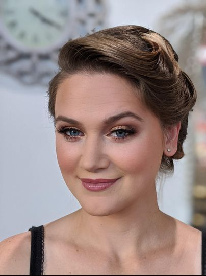 Make up by Tiffany
