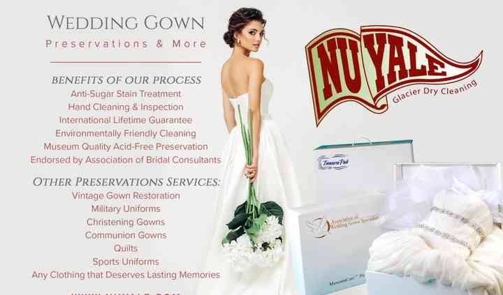 Nu Yale Cleaners & Laundry - gown care