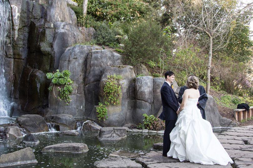 ann and robert golden gate park wedding 10