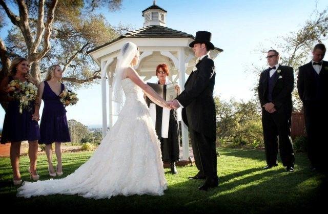 donna wedding gazebo gleitsman photography