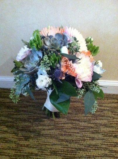 Violet carnation