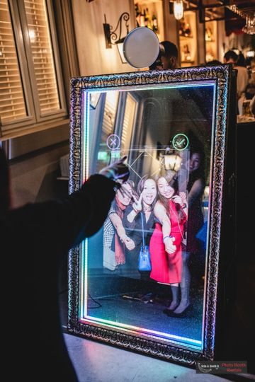 Capture your guests having fun