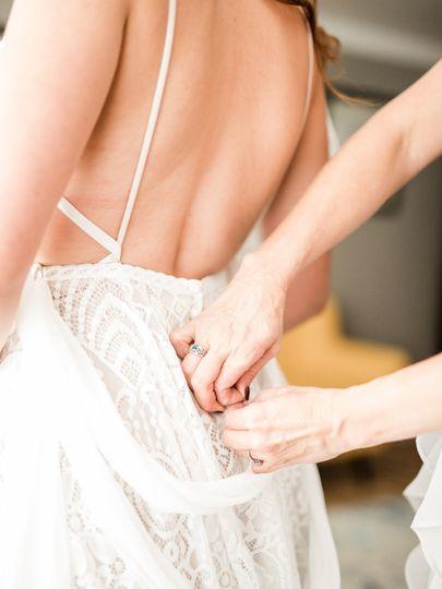 Detail Shots | Bride Dressing