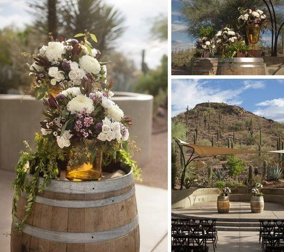 Phoenix Wedding Venues: Desert Botanical Garden