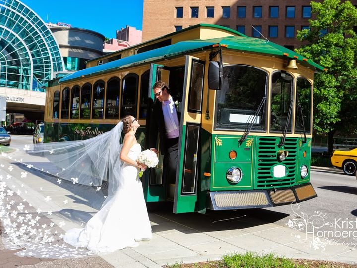 Tmx Indy Trolley Wedding 51 722060 159535258927584 Indianapolis, IN wedding transportation