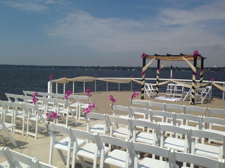Tmx 1428672104110 Shoreline Inn  The Point 081 Muskegon wedding rental