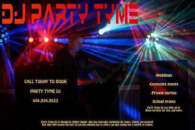 Party Tyme DJ