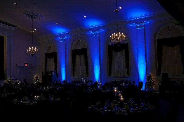 PREMIERE WEDDING UPLIGHTINGMake your guests say wow! Uplighting is one of the newest and hottest...