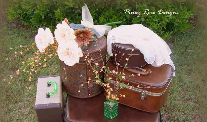 Piney Rose Designs Vintage Rentals
