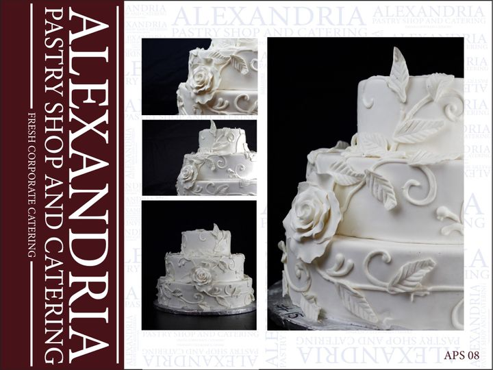 Tmx 11 51 160 159406009897225 Alexandria, VA wedding cake